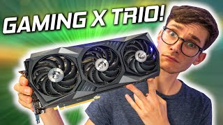 The ULTIMATE RTX 3080?! MSI GAMING X TRIO Review (Gameplay & Benchmarks)