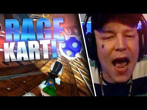 Emotionen und Aggressionen   Mario Kart 8   SpontanaBlack Teil 17
