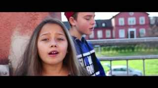 """NICOLE FROLOV & MIKE SINGER """" Impossible """" [Shontelle - cover] prod. by Vichy Ratey"""