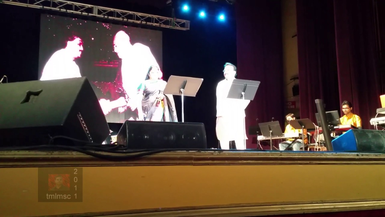 SPB 50 World Tour, Detroit - S  P  B  and Chitra sing Naan Pogiren