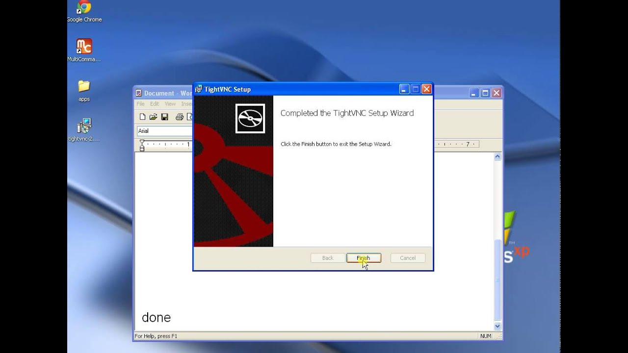 Tightvnc Java Viewer
