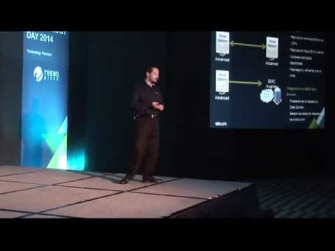 VMware Technology Day 2014 Mexico City -  vSphere Data Protection Advanced