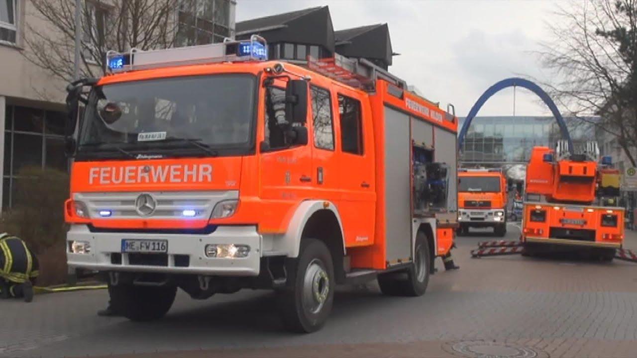 Feuer In Altenheim Hilden Kochnischenbrand 3 Og Evakuiert