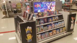 4K Ultra HD, Blu-ray and DVD Selections at Target in Highland, Indiana