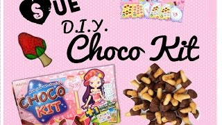 Sue DIY Chocolate Making Kit