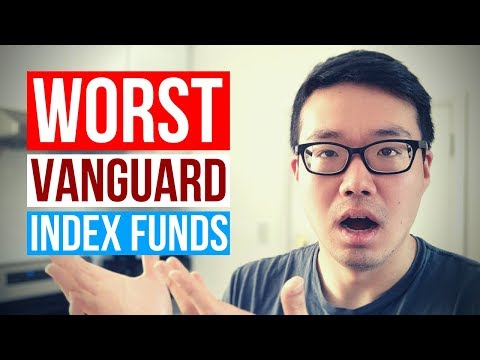 YOU MUST AVOID THESE 3 VANGUARD INDEX FUNDS: Why VTSAX Is Best