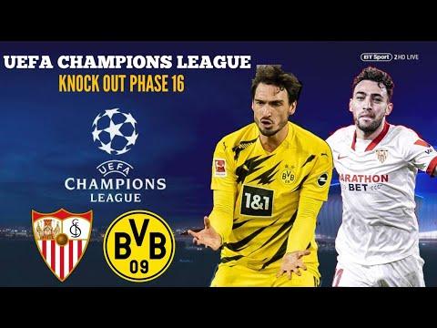 Sevilla Vs Borusia Dortmund Uefa Champions League Prediksi