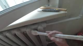 видео Как окрашивать радиаторы отопления