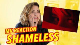 Camila Cabello - Shameless | Music Video Reaction (ENG SUB)