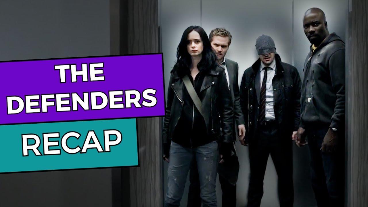 Download The Defenders: RECAP