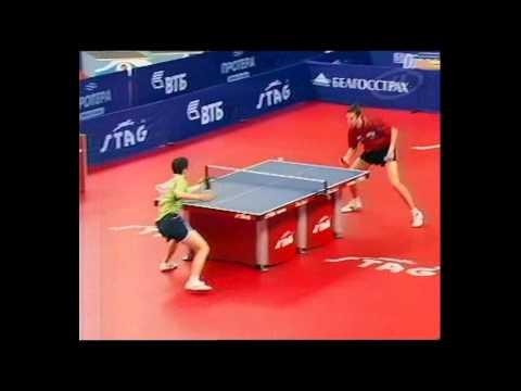 Belarus Open XU xin vs Vladimir samsonov