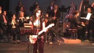 """María Conchita Alonso """"Lluvia de amor"""""""