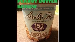 Artic Zero Peanut Butter Review