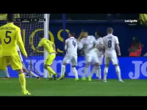 Download Villarreal vs Real Madrid  GOALs La liga