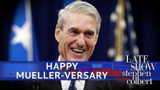 Mueller's Anniversary Gift For The President thumbnail