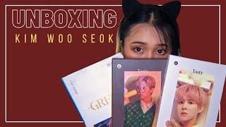 [UNBOXING] KPOP: Kim Wooseok (김우석)