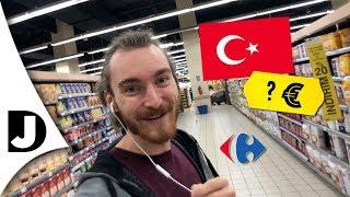 💶 Les prix en Turquie sont DINGUES ! (PARTIE 1) 💶