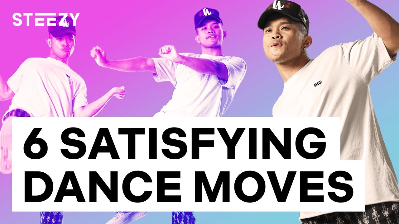 Learn These 6 Satisfying Dance Moves w/ Tristan Edpao (Impress Your Friends!) | STEEZY.CO