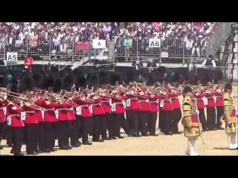 Trooping The Colour Colonel's Review 2015