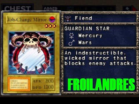 Yu-Gi-Oh! Forbidden Memories (PSX) - #674 Beastry Mirror Ritual