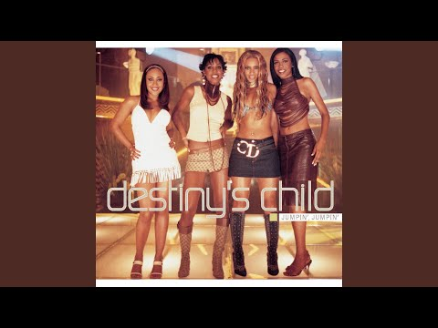 Destiny's Child - Jumpin' Jumpin'  (So So Def Remix feat. Jermaine Dupri, Da...