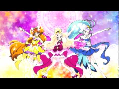 Precure Princess Engage Extended By Reinchanz