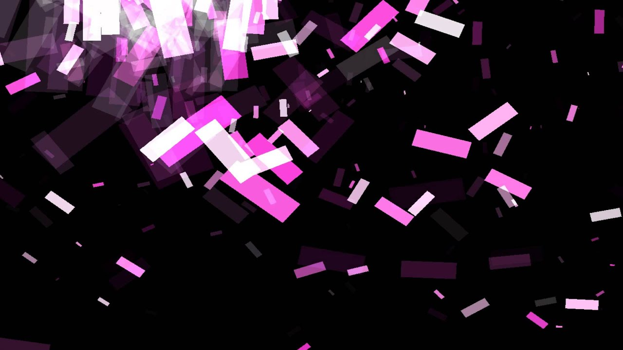 free footage hd animation background square vj pink black youtube