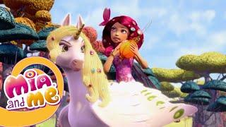 Мия и Я   1 сезон 15&16 серия - Мисс всезнайка     Мультики для детей про эльфов, единорогов