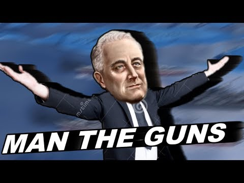 The DLC That Took 100 Years To Make - Man The Guns HOI4