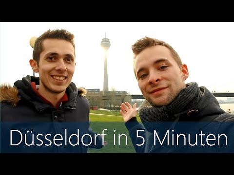 Düsseldorf in 5 Minuten   Reiseführer   Die besten Sehenswürdigkeiten