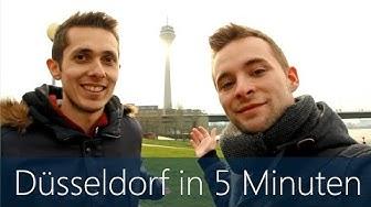Düsseldorf in 5 Minuten | Reiseführer | Die besten Sehenswürdigkeiten