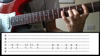 Gotta get away- Black Keys- Guitar Lesson-