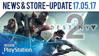 Destiny 2 für PS4: Der große Gameplay Reveal! | PlayStation News & Store Update