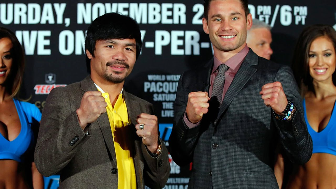 HBO 24/7 Manny Pacquiao vs Chris Algieri, episode 1, Nov 8 | LGv2 #1