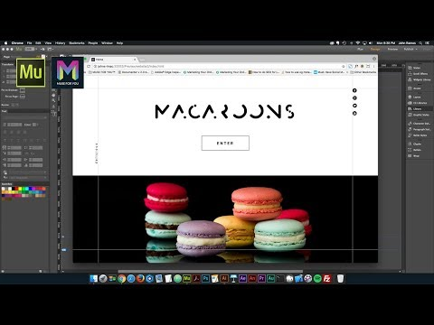 Lining it Up!   Adobe Muse CC   Muse For You