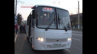 101 автобус снова вышел в рейс