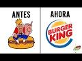 7 Logos Famosos Antes y Después | DeToxoMoroxo
