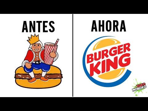 7 Logos Famosos Antes Y Después   DeToxoMoroxo