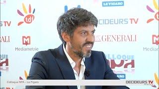 Colloque NPA-Le Figaro 2015 : Charles Gros, Tradelab