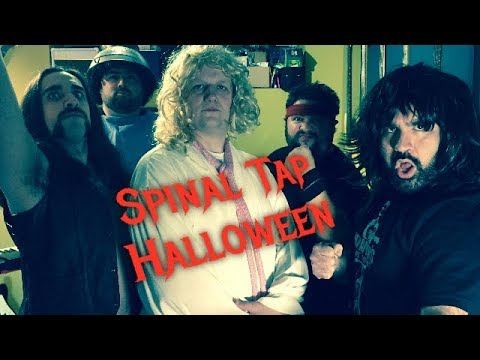 Band Geek 124 - Spinal Tap Halloween