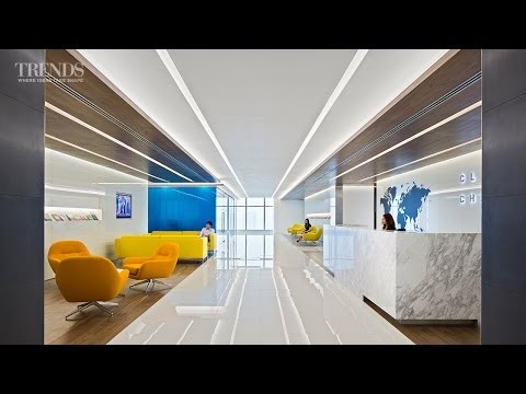 Contemporary Office Fit-out For The Singapore Office Of A Global Law Firm