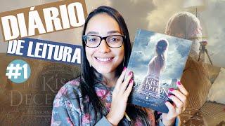 THE KISS OF DECEPTION - Diário de Leitura #1 | Nuvem Literária