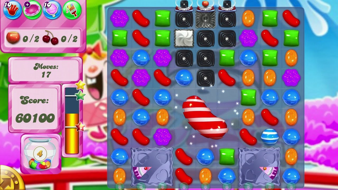 how to play candy crush jelly 29