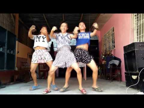 TEAM MOS - Dubi Dubi DAP DAP DANCE PARODY