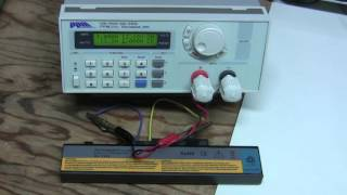 #31 - Lenovo Y550 replacement battery capacity measurement
