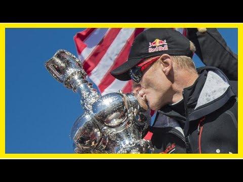 Aktuelle Nachrichten | America's Cup: Zweimaliger Champion Spithill wechselt zu Luna Rossa
