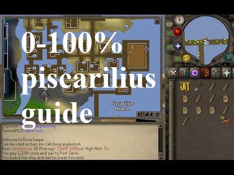 Zeah Guide How To Get 100 Favour Piscarilius House Plus