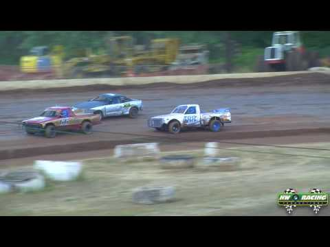 8 27 16 Open Comp Hornets Cottage Grove Speedway