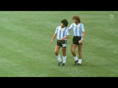 Diego Maradona - Moments Impossible To Forget
