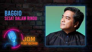 Baggio - Sesat Dalam Rindu (Official Music Karaoke)